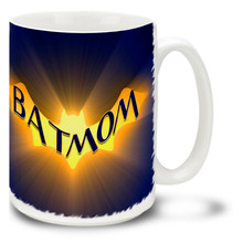 Bat Mom - 15oz Mug