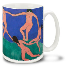 The Dance - Henri Matisse - 15 oz Coffee Mug