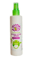 Lice Prevention Environment Spray