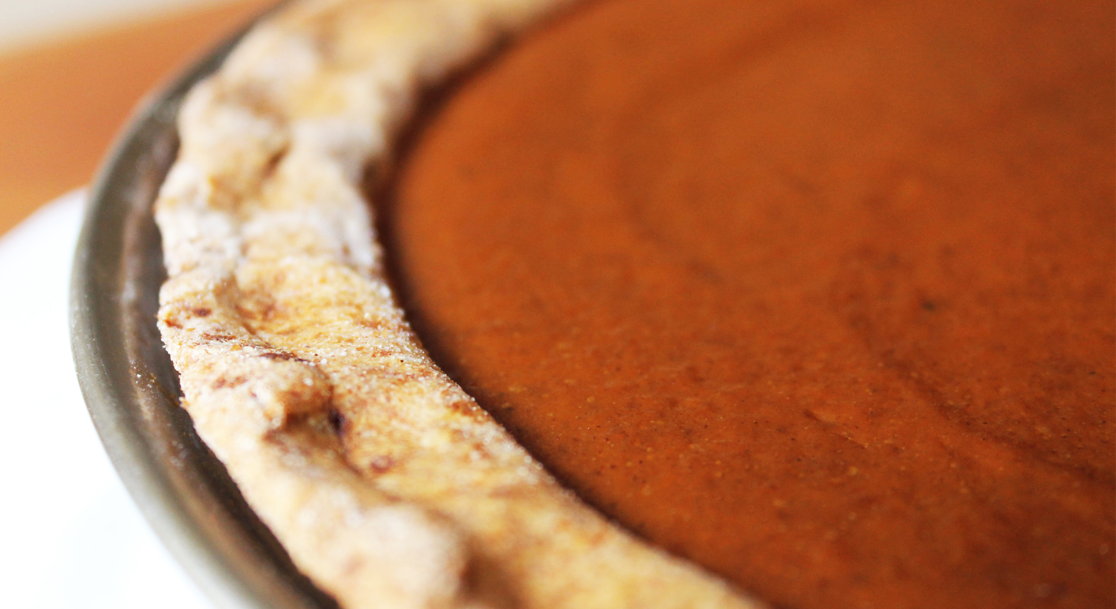 Shiloh Farms Apple Butter Pumpkin Pie with Sprouted Spelt Crust