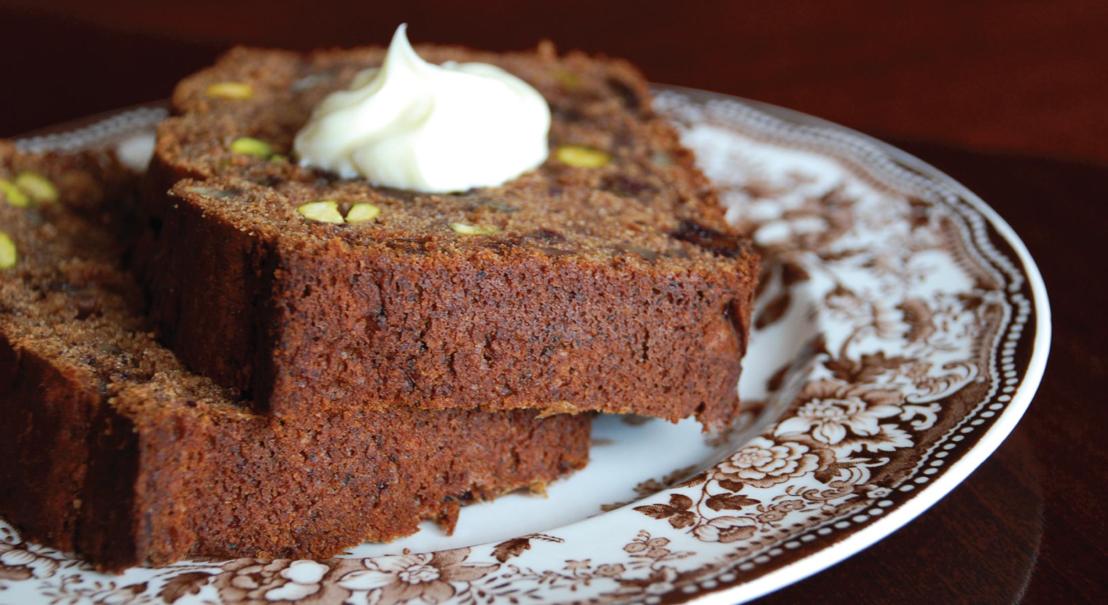 Shiloh Farms Date Nut Bread (w/ Spelt Flour & Deglet Dates)