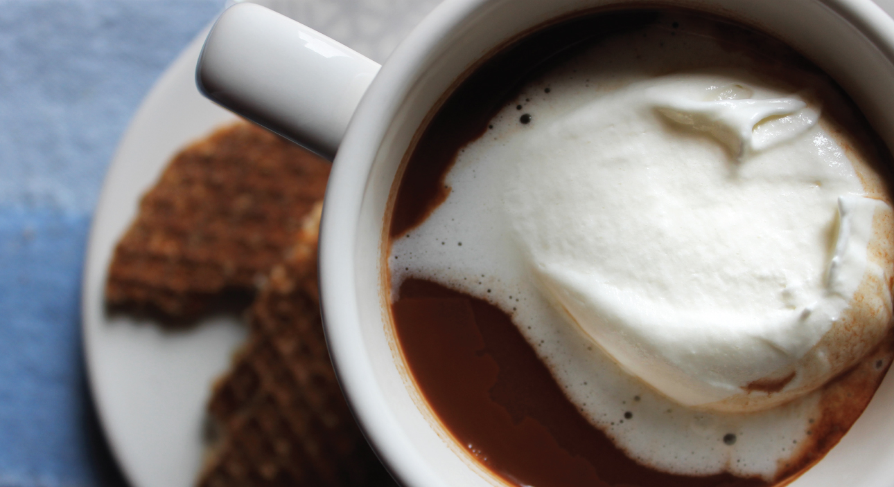 Shiloh Farms Easy Hot Chocolate