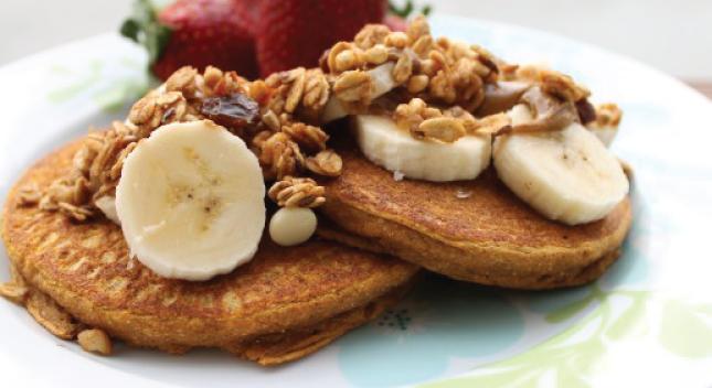 Shiloh Farms Grain-Free Sweet Potato Pancakes