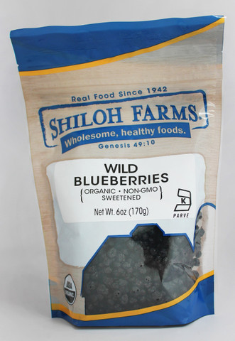 Shiloh Farms Organic Wild Blueberries