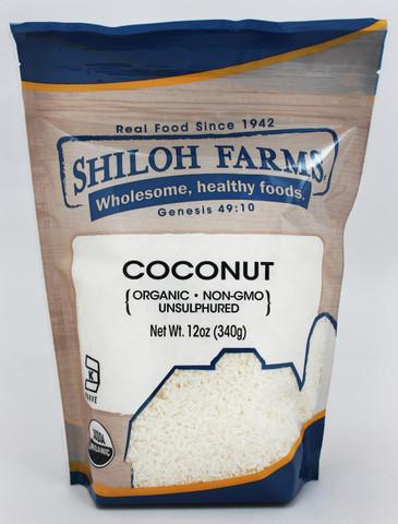 Shiloh Farms Organic Shredded Coconut