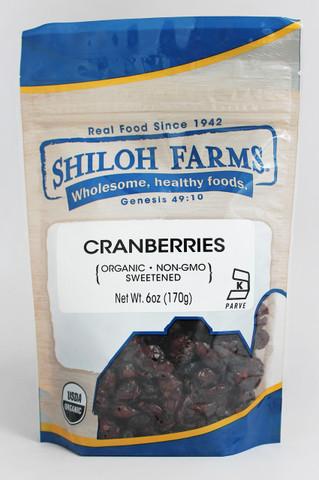 Shiloh Farms Organic Cranberries