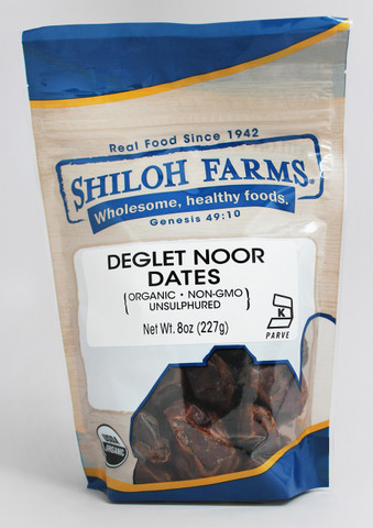 Shiloh Farms Organic Deglet Noor Dates