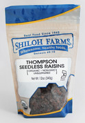 Shiloh Farms Organic Thompson Seedless Raisins