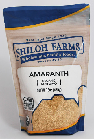 Shiloh Farms Organic Amaranth