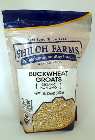 Shiloh Farms Organic Buckwheat Groats