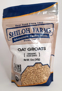Shiloh Farms Organic Oat Groats