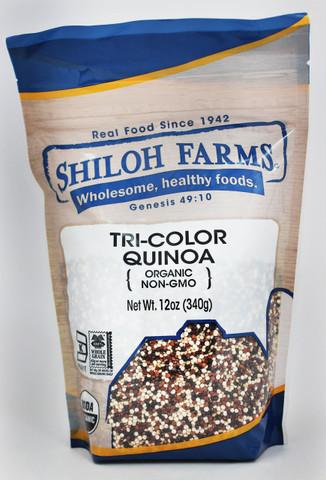Shiloh Farms Organic Tri-Color Quinoa