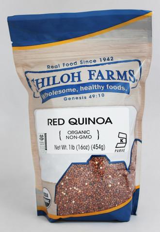 Shiloh Farms Organic Red Quinoa