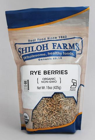 Shiloh Farms Organic Rye Berries