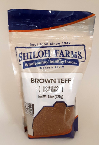 Shiloh Farms Domestic Brown Teff