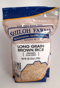 Shiloh Farms Organic Long Grain Brown Rice