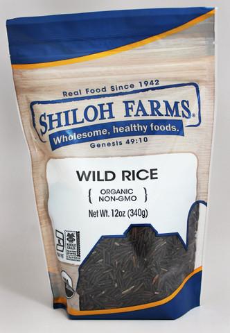 Shiloh Farms Organic Wild Rice