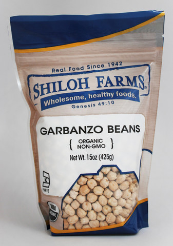 Shiloh Farms Organic Garbanzo Beans