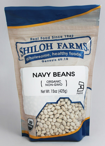 Shiloh Farms Organic Navy Beans