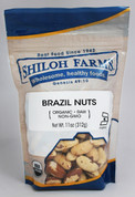 Shiloh Farms Organic Brazil Nuts