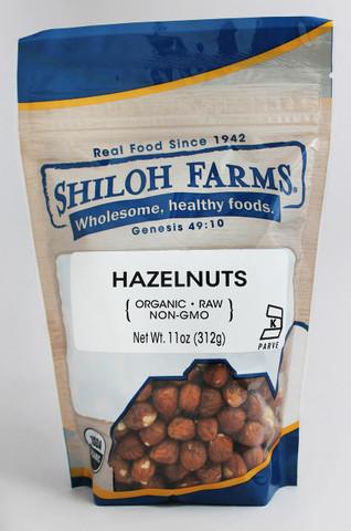 Shiloh Farms Organic Hazelnuts
