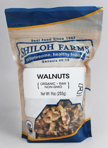 Shiloh Farms Organic Walnuts