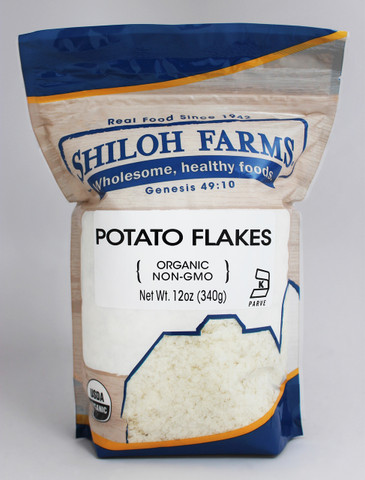 Shiloh Farms Organic Potato Flakes