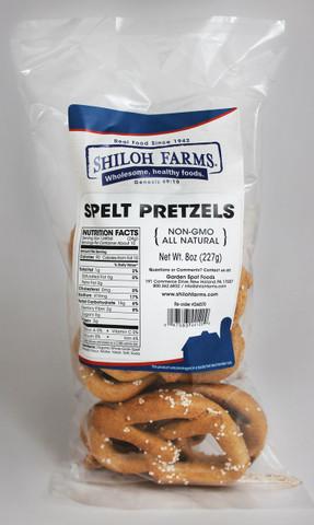 Shiloh Farms Spelt Pretzels