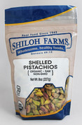 Shiloh Farms Organic Shelled Pistachios