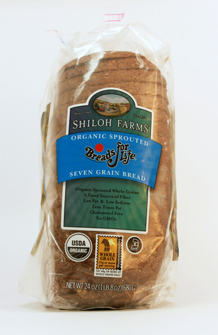Shiloh Farms Sprouted BFL 7 Grain Bread