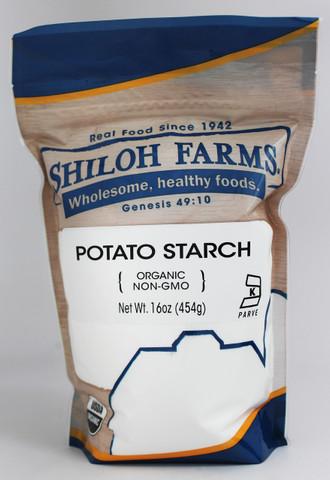 Shiloh Farms Organic Potato Starch