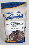 Shiloh Farms Organic Heirloom Jacob's Cattle Beans