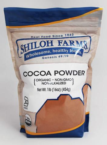 Shiloh Farms Organic Cocoa Powder