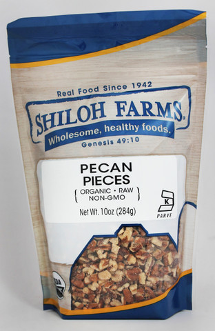 Shiloh Farms Organic Pecan Pieces