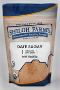 Shiloh Farms Organic Date Sugar