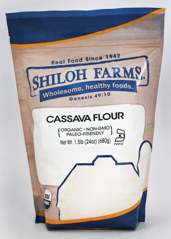 Shiloh Farms Organic Cassava Flour
