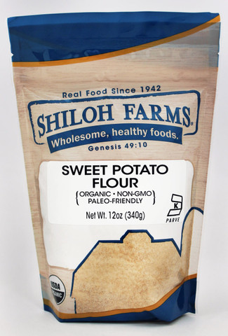Shiloh Farms Organic Sweet Potato Flour