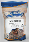 Shiloh Farms Organic Date Pieces