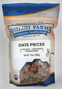 Shiloh Farms Organic Date Pieces