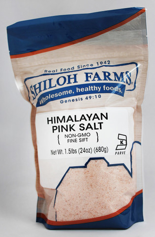 Shiloh Farms Himalayan Pink Salt