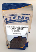 Shiloh Farms Organic Dark Chocolate Covered Chia Seeds