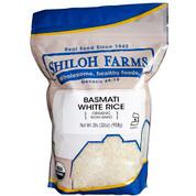 White Basmati Rice, Organic
