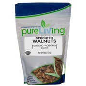 PureLiving® Sprouted Walnuts w/Salt, Organic