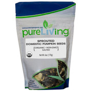 PureLiving® Sprouted Sprouted Domestic Pumpkin Seeds w/Salt, Organic