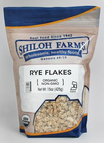 Shiloh Farms Organic Rye Flakes