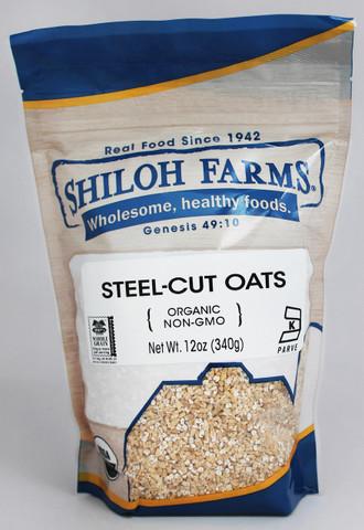 Shiloh Farms Organic Steel Cut Oats