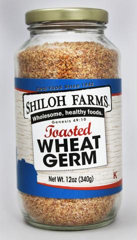 Shiloh Farms Toasted Wheat Germ
