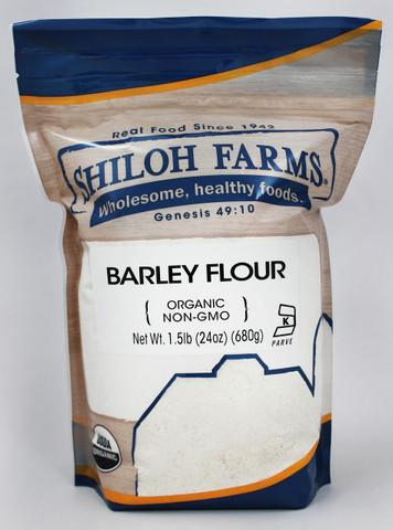 Shiloh Farms Organic Barley Flour