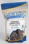 Shiloh Farms Organic Turkish Apricots