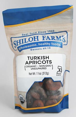 Shiloh Farms Organic Turkish Apricots